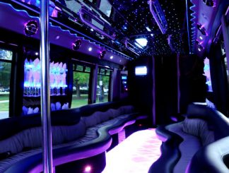 22 Seater Party Bus San Antonio TX