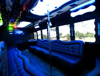 Party Bus For 40 People San Antonio
