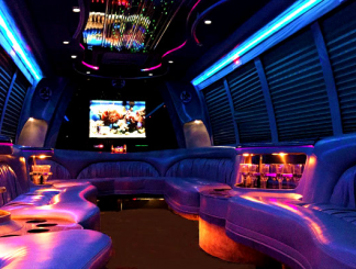 San Antonio 18 Passenger Party Bus