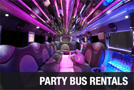 San Antonio Party Bus Service