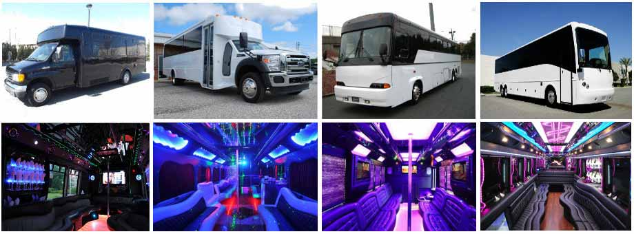 Airport Transportation Party Buses San Antonio